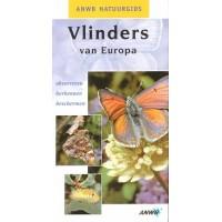 ANWB natuurgids: Vlinders van Europa, observeren, herkennen en beschermen