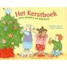 Busser, Marianne en Ron Schroder met ill. van Dagmar Stam: Het kerstboek voor peuters en kleuters