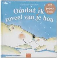 Genechten, Guido van: Omdat ik zoveel van je hou ( pop-upboek)