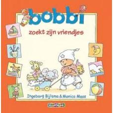Bijlsma, Ingeborg en Monica Maas: Bobbi zoekt zijn vriendjes (een boek vol flappen)