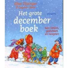 Tijsinger, Ellen en Dagmar Stam: Het grote decemberboek, met liedjes, gedichten en recepten
