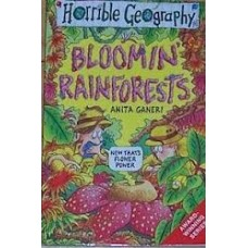 Horrible Geography: Bloomin rainforests by Anita Ganeri (Engels)