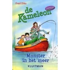 Diks, Fred: De Kameleon Junior, monster in het meer