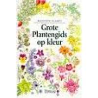 Blamey, Marjorie: Grote Plantengids op kleur