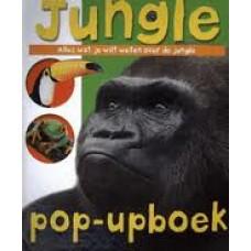 Priddy, Roger: Jungle pop-upboek, alles wat je wilt weten over de jungle