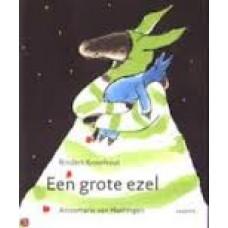 Kromhout, Rindert en Annemarie van Haeringen: Een grote ezel  (kleine uitgave)