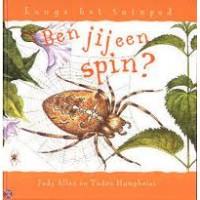 Allen, Judy en Tudor Humphries: Ben jij een spin? (langs het tuinpad)
