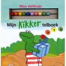Velthuijs, Max: Mijn kikker telboek ( met telraampje in boek)