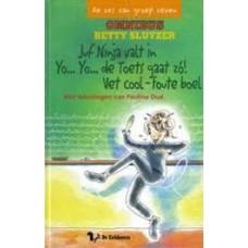 Sluyzer, Betty: Superkat-serie De zes van groep zeven omnibus ( juf Ninja valt in/Yo..Yo.. de toets gaat zo en vet cool-foute boel)