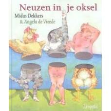 Dekkers, Midas en Angela de Vreede: Neuzen in je oksel (hardcover)