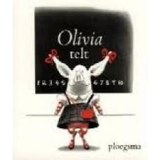 Falconer, Ian: Olivia telt (karton)