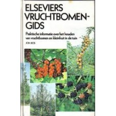 Elseviers vruchtbomengids door Joh. Bos