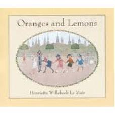 Willebeek Le Mair, Henriette: Oranges and Lemons