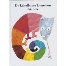 Carle, Eric: De kakelbonte kameleon