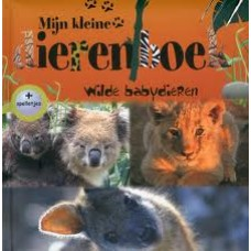 David, Patrick en Olivier Verbrugghe: Mijn kleine dierenboek, wilde babydieren