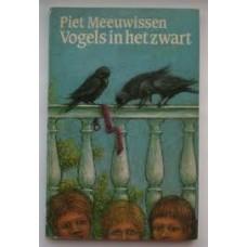 Meeuwissen, Piet: Vogels in het zwart