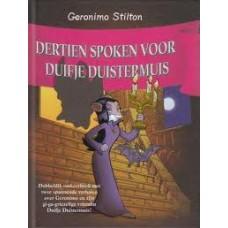 Stilton, Geronimo: Dertien spoken voor Duifje Duistermuis/ Wie heeft Schrokopje ontvoerd? (dubbeldik omkeerboek 43/44)
