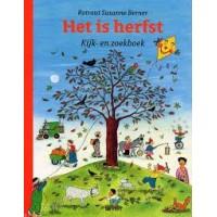 Berner, Rotraut Susanne: Het is herfst (kijk- en zoekboek)