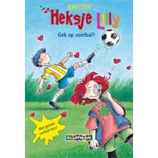 Knister: Heksje Lilly gek op voetbal?
