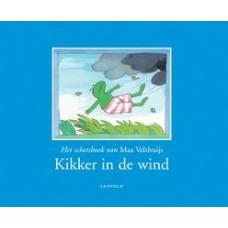 Velthuijs, Max: Kikker in de wind, het schetsboek van Max Velthuijs