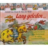 Dam, Arend van en Alex de Wolf:  Voorbij de horizon