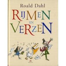 Dahl, Roald: Rijmen en verzen