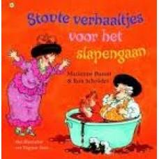 Busser, Marianne en Ron Schroder met ill. van Dagmar Stam: Stoute verhaaltjes voor het slapengaan