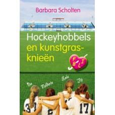 Scholten, Barbara: Hockeyhobbels en kunstgras-knieen
