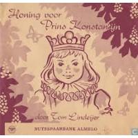 Spaarbank Rotterdam: Honing voor prins Konstantijn door Tom Lindeijer ( compleet)
