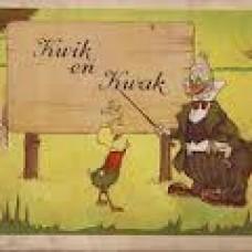 Hunnik, Johan van: Kwik en Kwak