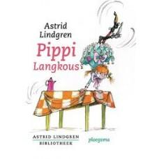 Lindgren, Astrid en Carl Hollander: Pippi Langkous