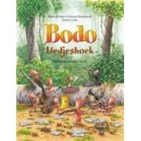 Beer, Hans de en Serena Romanelli en Ennio Clari: Bodo liedjesboek ( met muzieknotatie en cd met 12  liedjes om mee te zingen)