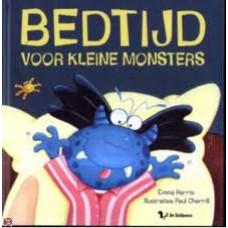 Harris, Emma met ill. van Paul Cherill: Bedtijd voor kleine monsters (flap-over-boek)