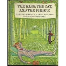 Menuhin, Yehudi en Christopher Hope: De koning, de kat en de viool