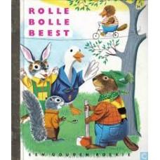 Gouden boekjes van de Bezige Bij: Rollebolle beest (34)