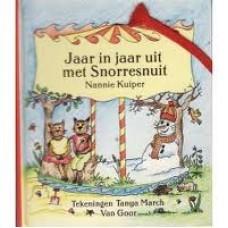 Kuiper, Nannie en Tanya March: Jaar in jaar uit met Snorresnuit (driedimensionaal carrousel-boek)