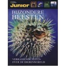 National geographic junior: bijzondere beesten, verrassende feiten over de dierenwereld (softcover)