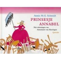 Schmidt, Annie MG en Annemarie van Haeringen: Prinsesje Annabel