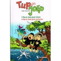 Arnoldus, Henri: Tup en Joep gaan vissen/ Tup en Joep gaan verhuizen