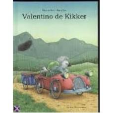 Beer, Hans de en Burny Bos: Valentino de Kikker (klein formaat)