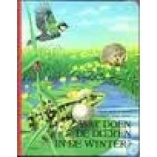 Maass, Harro en Richard Meier: Wat doen de dieren in de winter (karton)