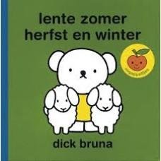Bruna, Dick: Lente zomer herfst en winter