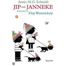 Schmidt, Annie MG en Fiep Westendorp: Jip and Janneke ( hardcover) engels
