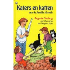 Verburg, Augusta met ill. van Dagmar Stam: Katers en katten van de familie Kissebis
