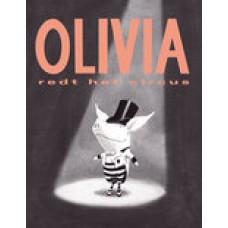 Falconer, Ian: Olivia redt het circus ( hardcover prentenboek)