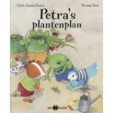 Auzary-Luton, Sylvia en Myriam Deru: Petra's plantenplan (leesknuffel)