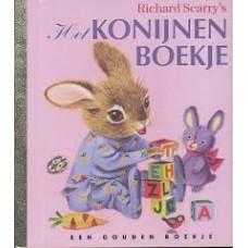 Gouden boekjes van Rubinstein: Het konijnenboekje ( Richard Scarry)