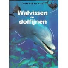 Dieren in het wild: walvissen en dolfijnen door  Robin Kerrod
