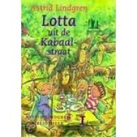 Lindgren, Astrid en Alex de Wolf: Lotta uit de Kabaalstraat (Astrid Lindgren Bibliotheek 1)
