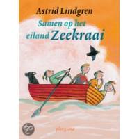 Lindgren, Astrid en Alice Hoogstad: Samen op het eiland Zeekraai